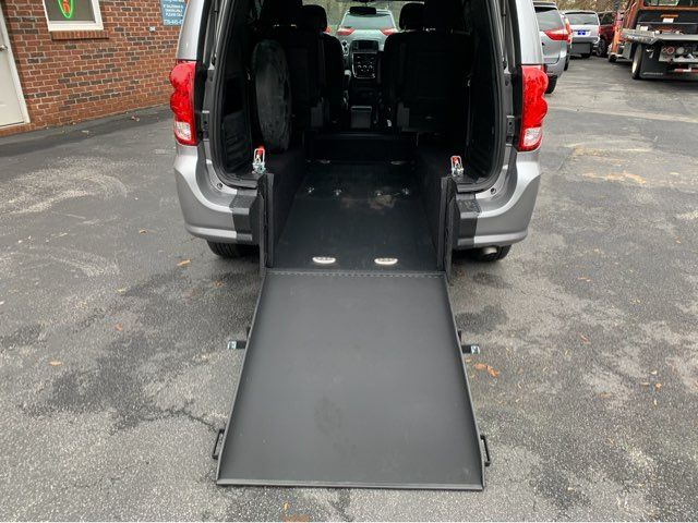 2018 Dodge Grand Caravan Handicap wheelchair accessible rear entry Dallas, Georgia 12