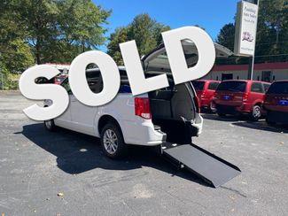 2018 Dodge Grand Caravan SXT Handicap Wheelchair rear entry in Atlanta, Georgia 30132