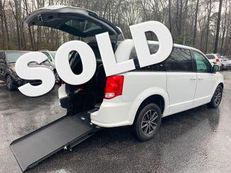 2018 Dodge Grand Caravan GT Handicap wheelchair van in Atlanta, Georgia 30132