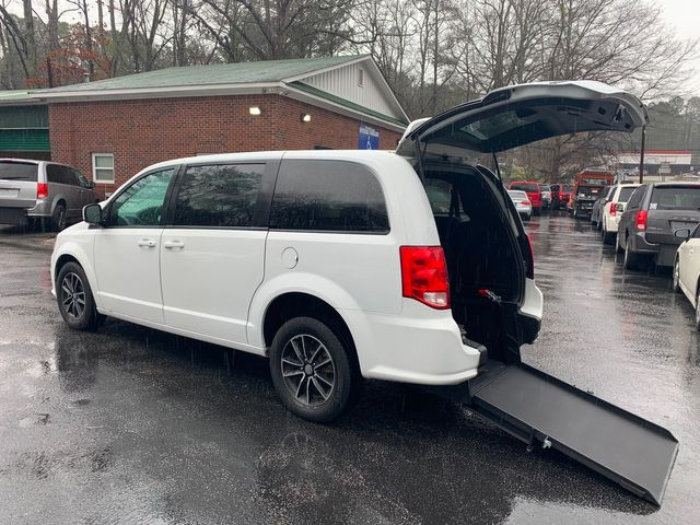 2018 Dodge Grand Caravan GT Handicap wheelchair van Dallas, Georgia