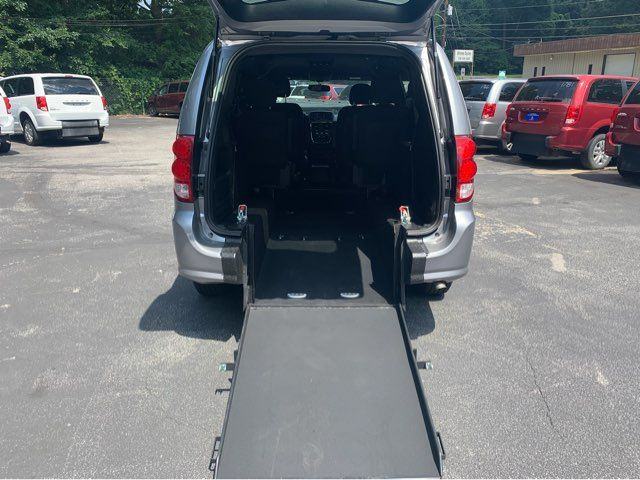 2018 Dodge Grand Caravan Handicap wheelchair accessible rear enrty in Dallas, Georgia 30132