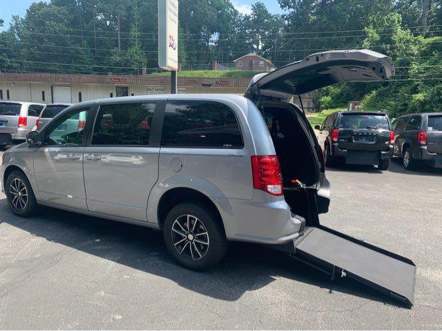 2018 Dodge Grand Caravan Handicap wheelchair accessible rear enrty in Dallas, Georgia 30132