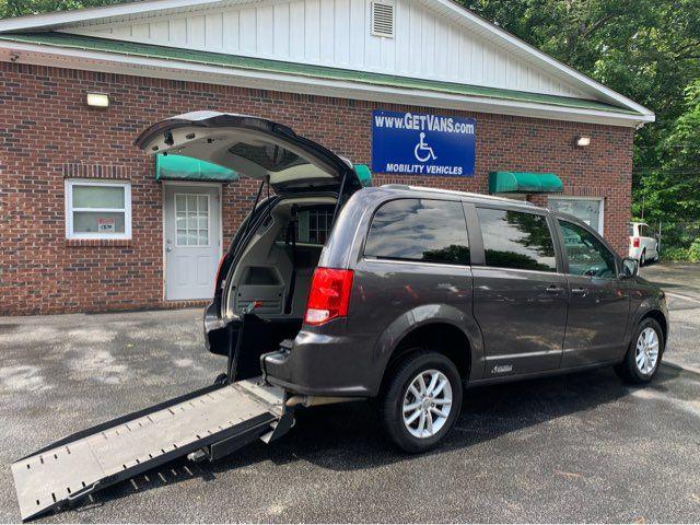 2018 Dodge Grand Caravan Handicap wheelchair accessible rear entry in Dallas, Georgia 30132