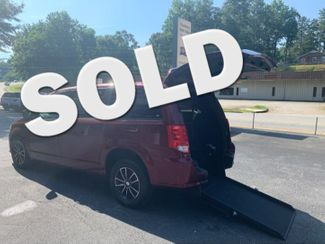 2018 Dodge Grand Caravan GT hANDICAP WHEELCHAI VAN REAR ENTRY in Dallas, Georgia 30132