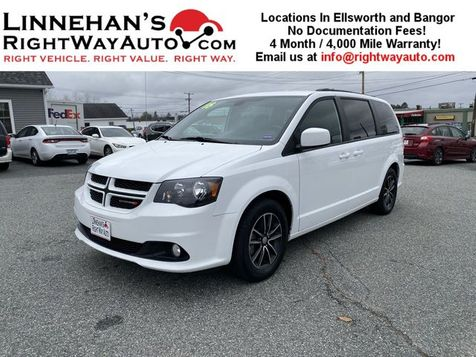 2018 Dodge Grand Caravan GT in Bangor