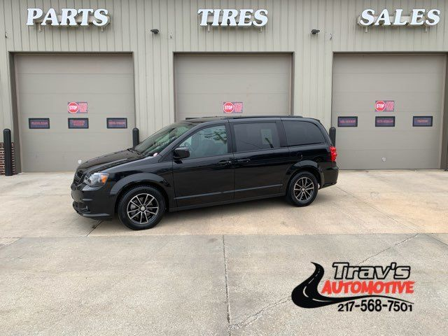 2018 Dodge Grand Caravan GT in Gifford, IL 61847