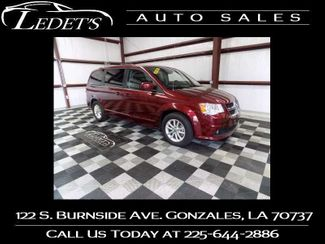 2018 Dodge Grand Caravan SXT - Ledet's Auto Sales Gonzales_state_zip in Gonzales