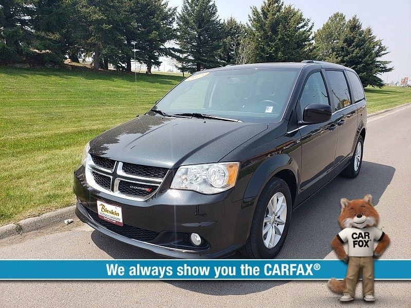 2018 Dodge Grand Caravan 4d Wagon SXT  city MT  Bleskin Motor Company   in Great Falls, MT