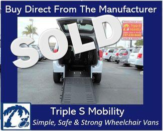 2018 Dodge Grand Caravan Gt Wheelchair Van Handicap Ramp Van Pinellas Park, Florida
