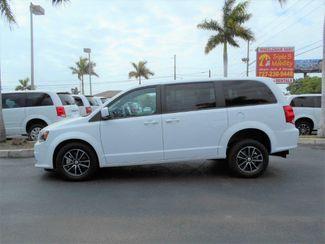 2018 Dodge Grand Caravan Gt Wheelchair Van Handicap Ramp Van Pinellas Park, Florida 1