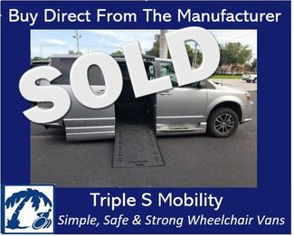 2018 Dodge Grand Caravan Gt Wheelchair Van Handicap Ramp Van in Pinellas Park, Florida 33781