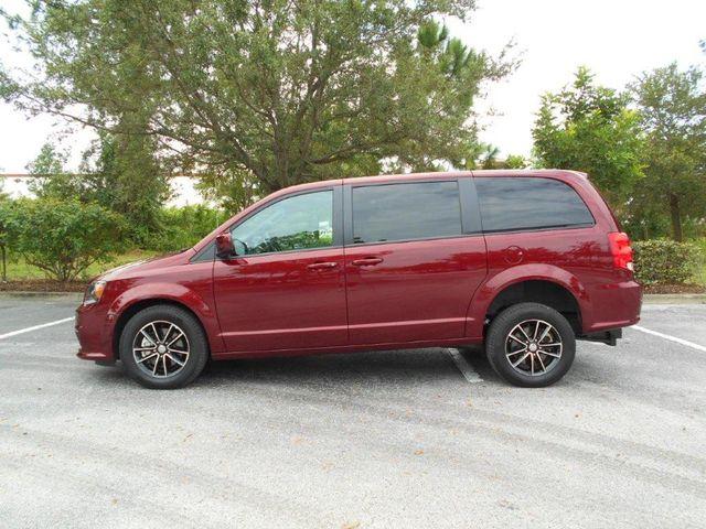 2018 Dodge Grand Caravan Gt Wheelchair Van Pinellas Park, Florida 3