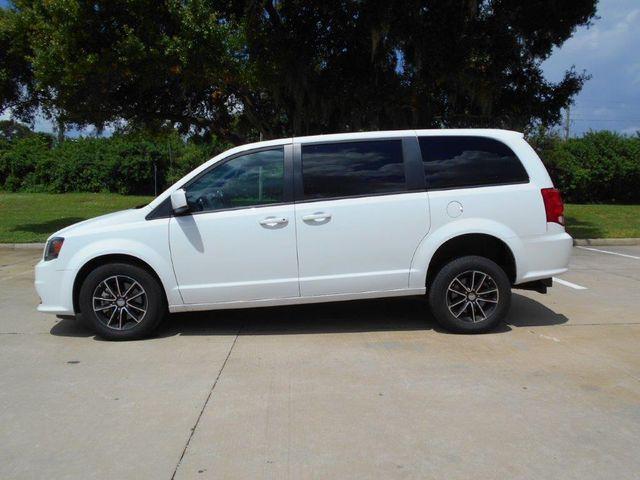 2018 Dodge Grand Caravan Gt Wheelchair Van Pinellas Park, Florida 2