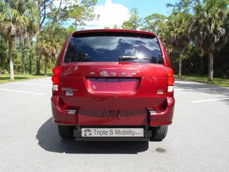 2018 Dodge Grand Caravan Gt Wheelchair Van Pinellas Park, Florida 4
