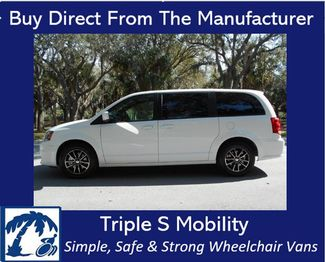 2018 Dodge Grand Caravan Gt Wheelchair Van.................... Pre-construction pictures. Van now in production. Pinellas Park, Florida