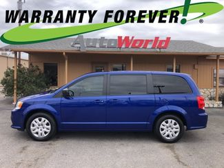 2018 Dodge Grand Caravan SE in Marble Falls, TX 78654