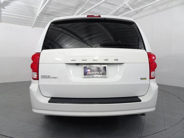 2018 Dodge Grand Caravan SE in McKinney, Texas 75070