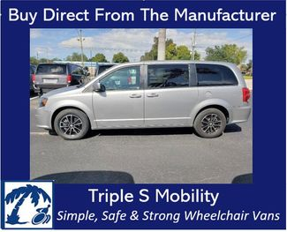 2018 Dodge Grand Caravan Se Plus Wheelchair Van Handicap Ramp Van in Pinellas Park, Florida 33781