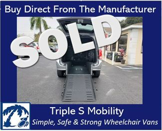 2018 Dodge Grand Caravan Se Plus Wheelchair Van Handicap Ramp Van DEPOSIT in Pinellas Park, Florida 33781