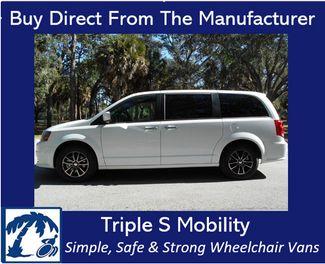 2018 Dodge Grand Caravan Se Plus Wheelchair Van................... Pre-construction pictures.Van now in production. Pinellas Park, Florida