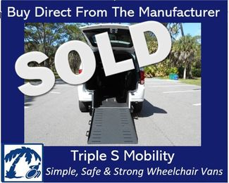 2018 Dodge Grand Caravan Se Plus Wheelchair Van Handicap Ramp Van Pinellas Park, Florida