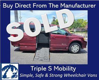 2018 Dodge Grand Caravan Sxt Wheelchair Van Handicap Ramp Van DEPOSIT in Pinellas Park, Florida 33781