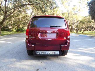 2018 Dodge Grand Caravan Sxt Wheelchair Van Handicap Ramp Van DEPOSIT Pinellas Park, Florida 4