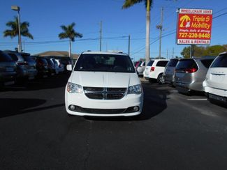 2018 Dodge Grand Caravan Sxt Wheelchair Van Handicap Ramp Van Pinellas Park, Florida 3
