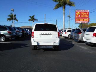 2018 Dodge Grand Caravan Sxt Wheelchair Van Handicap Ramp Van Pinellas Park, Florida 4