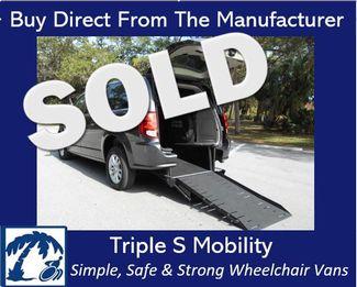 2018 Dodge Grand Caravan Sxt Wheelchair Van - DEPOSIT Pinellas Park, Florida