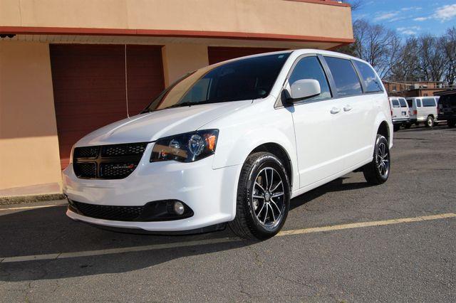 2018 Dodge H-Cap 2 Pos. Charlotte, North Carolina 1