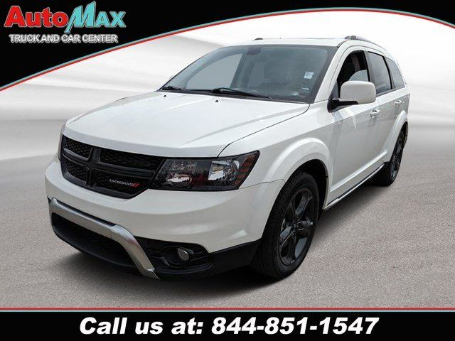 2018 Dodge Journey Crossroad in Albuquerque, New Mexico 87109
