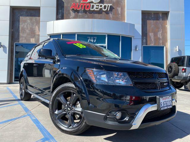 2018 Dodge Journey Crossroad in Calexico, CA 92231