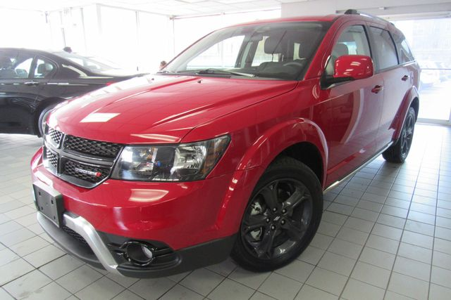 2018 Dodge Journey Crossroad W/ BACK UP CAM Chicago, Illinois 2
