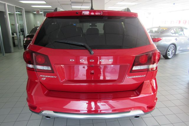2018 Dodge Journey Crossroad W/ BACK UP CAM Chicago, Illinois 4