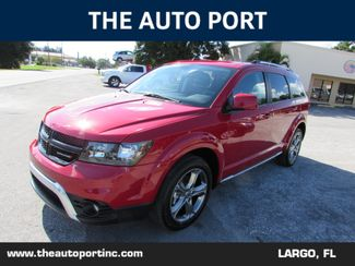 2018 Dodge Journey Crossroad in Clearwater Florida, 33773