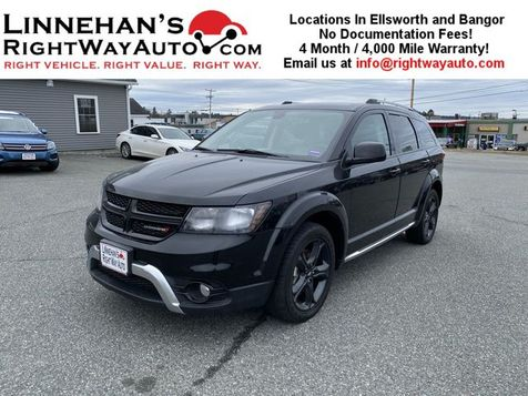 2018 Dodge Journey Crossroad in Bangor