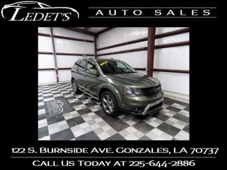 2018 Dodge Journey Crossroad - Ledet's Auto Sales Gonzales_state_zip in Gonzales