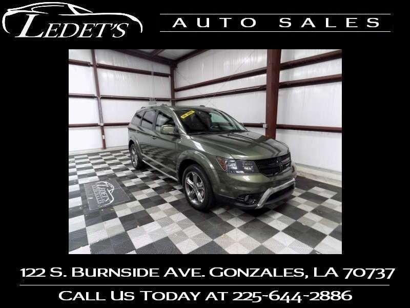 2018 Dodge Journey Crossroad - Ledet's Auto Sales Gonzales_state_zip in Gonzales Louisiana