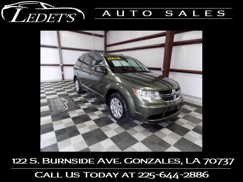 2018 Dodge Journey SE - Ledet's Auto Sales Gonzales_state_zip in Gonzales Louisiana