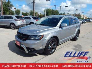 2018 Dodge Journey Crossroad in Harlingen, TX 78550