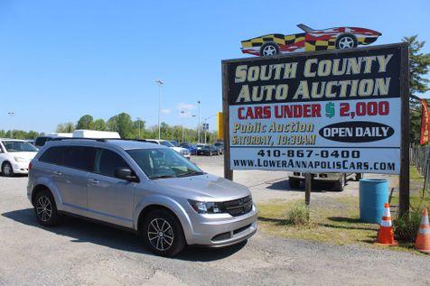 2018 Dodge Journey SE in Harwood, MD