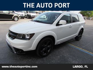 2018 Dodge Journey Crossroad AWD in Largo, Florida 33773