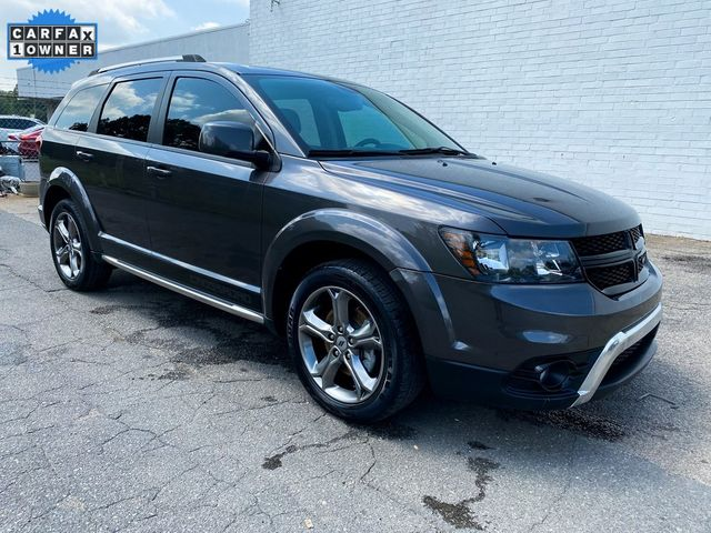 2018 Dodge Journey Crossroad Madison, NC 7