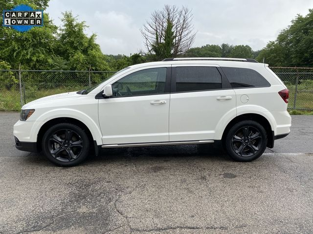 2018 Dodge Journey Crossroad Madison, NC 8