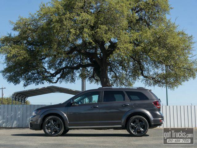 2018 Dodge Journey Crossroad 3.6L V6 AWD