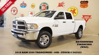 2018 Dodge Ram 2500 Tradesman 4X4 DIESEL,BACK-UP CAM,47K,WE FINANCE in Carrollton, TX 75006