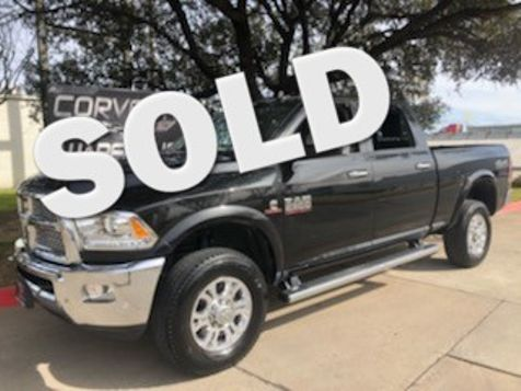 2018 Dodge Ram 2500 HD Laramie 4x4 Crew Cab, Diesel, NAV, Sunroof, Only 16k! | Dallas, Texas | Corvette Warehouse  in Dallas, Texas