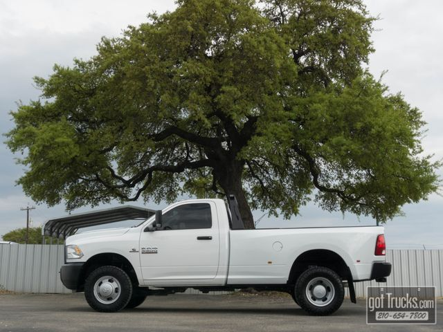 2018 Dodge Ram 3500 Regular Cab Tradesman 6.7L Cummins Diesel 4X4