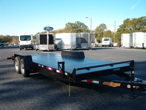 2018 Down To Earth 20 ft 5 Ton Car Hauler  in Madison
